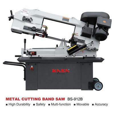 Kaka Bs-912b 9 Metal Cutting Band Saw 115v230v60hz1phprewired 230v
