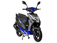 Brand New 2020 Lexmoto Echo Plus 50 Moped, Free £100 helmet