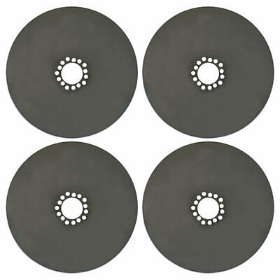 4x Big Rim Dust Shields for 24 Inch Wheels Brake Dust Covers Plates – Behind Rim