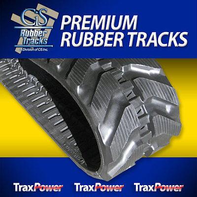 Yanmar Vio 35-6 12 Non-offset Rubber Track