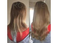 Russian handmade and easilocks hair extensions £50 off for gumtree clients