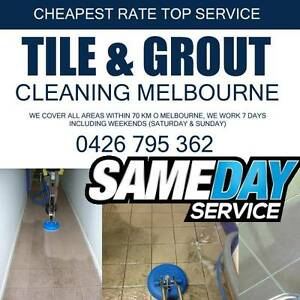 Melbourne Tile and grout Cleaning/sealing Point Cook Wyndham Area Preview