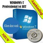 Windows 7 professional sp1 licentiecode 64x bits