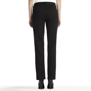 Women's black, taupe, white casual and dress pants, sizes 6-8 London Ontario image 2