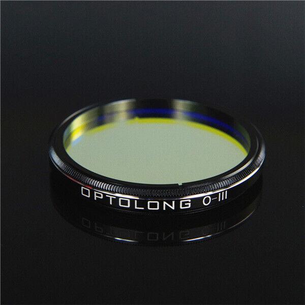 """Optolong Oxygen III / O-III Narrowband (25nm) Nebula Filter - 2"""""""
