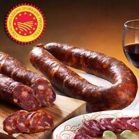 Salsiccia Di Calabria D.o.p. - Piccante - 300 Gr Circa -  - ebay.it