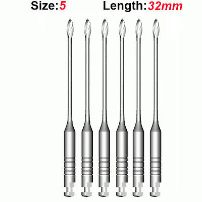 Top Quality Endo Dental Endodontic Gates Glidden Drills 5 32mm 6pkg