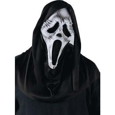 Ghost Face Ghostface Mummy Mummified Halloween Fancy Dress Mask P10709 - Mummy Halloween Face