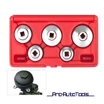 5pcs oil filter cap wrench set mercedes benz bmw ford for Mercedes benz oil filter cap wrench
