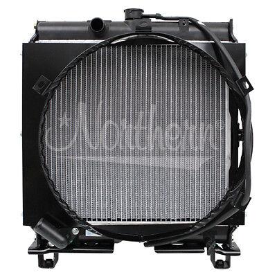 Kubota Power Unit Radiator - 13 34 X 14 12 X 1 14 Ptr With Fan Shroud