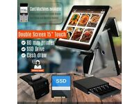 ePos System Brand New Touch screen