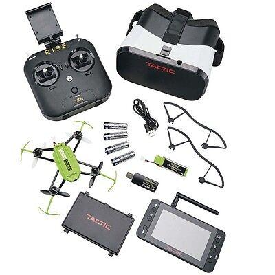 Slant Vusion House Racer 125 FPV 5.8G Quadcopter Race DRONE w Headset