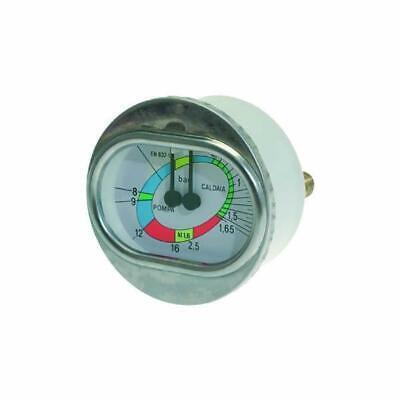 Rancilio Pump Boiler Pressure Gauge 63 Mm 35162505