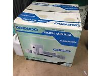 Daeweoo home cinema system