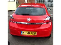 1.4 Vauxhall Astra comes with full mot