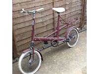 Old bike, collectors item