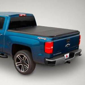 The New Leer Brand Soft Trifold Tonneau - In Stock Sale.SeeList