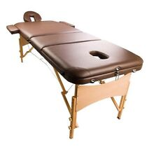 Portable Wooden Massage Table Ivanhoe Banyule Area Preview
