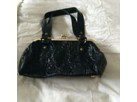 Black ted baker handbag