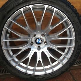 "BMW X5 msport alloys 20"""