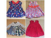 NEXT dresses, 3-6 months
