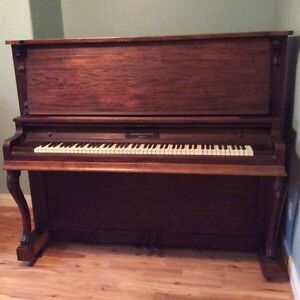 Gerhard Heintzman Piano in Great Shape