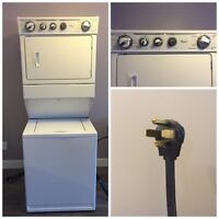 Whirlpool washer and dryer combo!