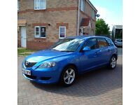 MAZDA 3 TS2 FULL SERIVES HISTORY LOW MILAGE 12 MONTH MOT