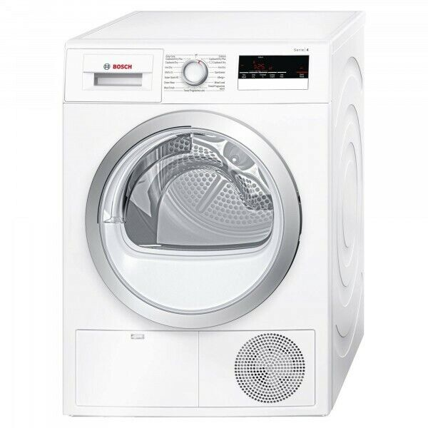 Bosch Serie 4 WTN85200GB 7kg Condenser Dryer - White (IP-IS988004958)