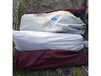 Sunncamp mirage size 15 caravan awning