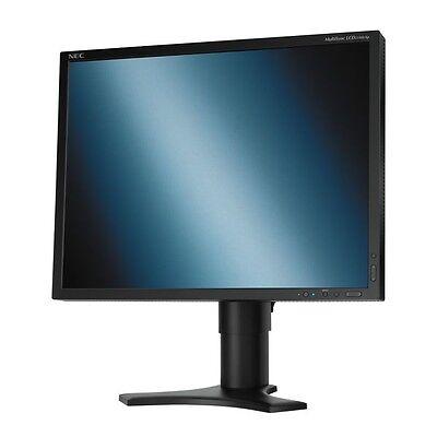 NEC MultiSync LCD2190UXp black, 21 Monitor, B-Ware mit Standfuss