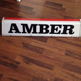 Taxi Sign Only £40