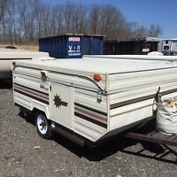 1992 Bonair 700. Great Condition Pop Up Tent Trailer