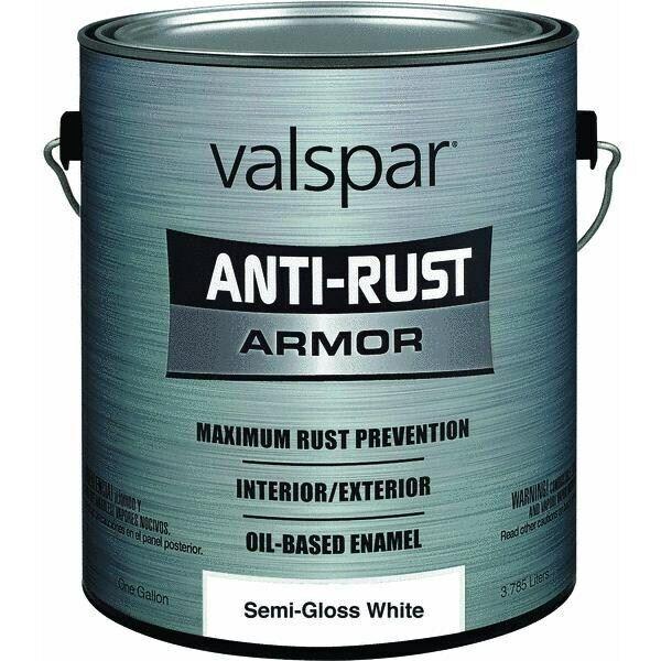 Valspar Anti Rust Industrial Alkyd Enamel,No 044.0021841.007,  VALSPAR