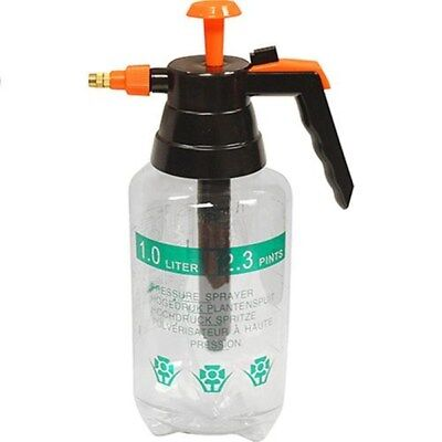 1 LITER PRESSURIZED PLANT WATER MISTER SPRAYER Garden Yard Watering Can