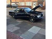 MERCEDES 230 CE - OPEN TO OFFERS // SWAPS
