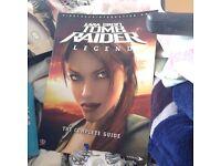 Lara craft Tomb raider legend complete guide