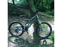Team norco downhill bike for swaps