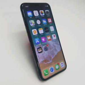 AS NEW IPHONE X 256GB SPACE GREY COLOUR