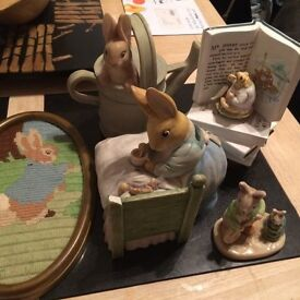 Peter Rabbit Ornaments