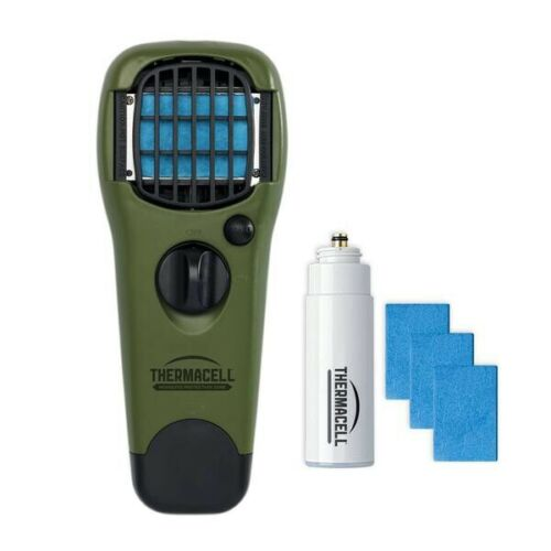ThermaCELL Mosquito Repellent Appliance Repeller MR-150 Oliv