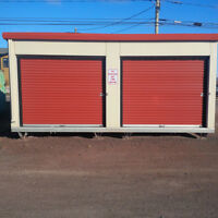 10' x 20' Modular Self Storage Building