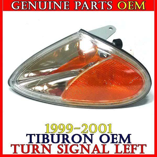 Genuine Turn Signal Lights Lamp LH for Hyundai Tiburon 2000-2001 9230127550