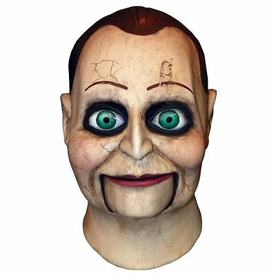 Official Dead Silence Billy Puppet Latex Mask P10738
