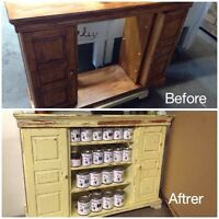 DIY Plaster Paint Furniture Painting Class August 26 6-9pm