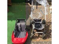 Bugaboo chameleon baby / push chair