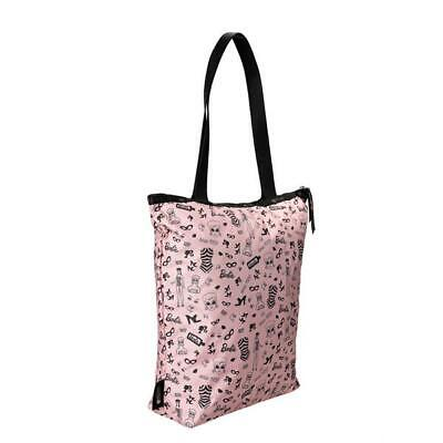 LeSportsac Barbie Collection Daily Tote Bag in Barbie Life NWT