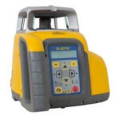 Spectra Gl422n Laser Level Excavator Package Wlr60 Magnetic Mount
