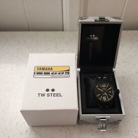 *TW STEEL ~ YAMAHA 60th ANNIVERSARY* Chronograph Watch
