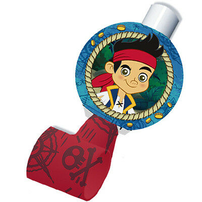 Jake and the Never Land Pirates Birthday Party Supplies Blowouts - Jake The Pirate Birthday Party